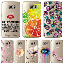 A3 2016 Soft TPU Cover For Samsung Galaxy A3 2016 Case Phone Shell Cases Balloon Flowers Artistic Eyes Cactus Best Choice