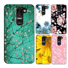 Buy Original Phone Case LG Optimus (G2 Mini) D620 D618 Cover Case Coque LG Optimus G2 D802 Back Cover Coque Bag Flower for $3.09 in AliExpress store