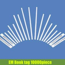 10000pcs/lot EM magnetic strip for book,library security tag reusable label 16cm length(China)