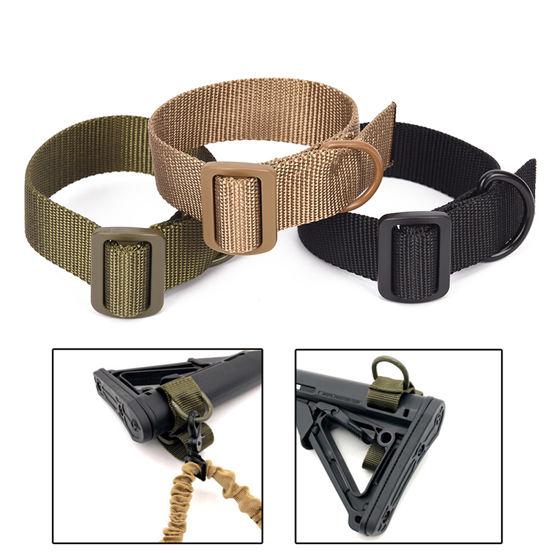 Airsoft Bundle Hunting  Strapping Belt  Gun Rope  Tactical Sling Survival Rope