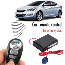 Vehemo Universal Car Alarm Systems Auto Remote Central Kit Door Lock Keyless Entry System Central Locking with Remote Control(China)