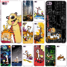 Lavaza The Complete Calvin and Hobbes Case for Lenovo A1000 A2010 A5000 A536 A328 K3 K4 K5 K6 Note X3 Lite Vibe P1 S850 S90 S60