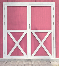 HUAYI Baby Pink wooden door photo   backdrops Photography Backdground Photographic baby shower Newborn Photography PropsXt-5783