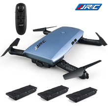 In Stock! JJR/C JJRC H47 ElFIE Plus Drone with Camera 720P hd WIFI FPV Upgraded G-sensor Control Foldable RC Selfie Quadcopter(China)