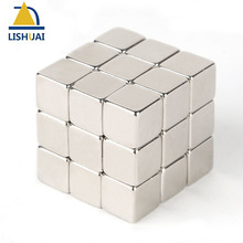 27pcs 10x10x10mm Strong Rectangle Rare Earth NdFeB Magnet, Cubes Block Neodymium Magnets 10*10*10MM