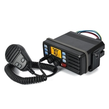 Hot Marine VHF Mobile Radio Water proof radio transceiver Ham Radio Long Distance with External GPS Receiver TC-507M
