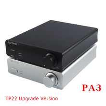 Amplifiers 2017 Newest TOPPING PA3 Mini Professional Speaker High-Power Digital Audio Amplifier 80W*2 Hifi Home Amp TP22 Upgrade(China)