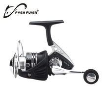 Professional Fishing Spinning Reel; Stainless Steel Main Shaft, Alloy material And High Intensity Body 9+1 BB