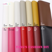 24pcs-High Quality DIY embossed PU leather/synthetic leather 20x22cm per pcs(CAN CHOOSE COLOR)