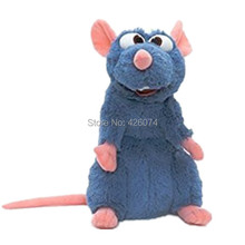 Ratatouille Remy Mouse Stuffed Animals For Girls Boys 30CM Kids Plush Toys Children Gifts