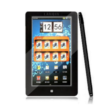 HD 720P 7 inch touch Screen Ebook Reader Built-in 8GB mp3 mp4 Game Function e book