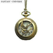 FANTASY UNIVERSE Freeshipping wholesale 20pcs/lot  pocket watches Dia27mm S494