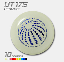 175g Por Ultimate Frisbee Flying training golf Disc saucer outdoor games sport discraft leisure 175 for game match(China)