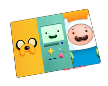 Adventure Time mouse pad gear best seller game pad to mouse notebook computer mouse mat brand gaming mousepad gamer laptop