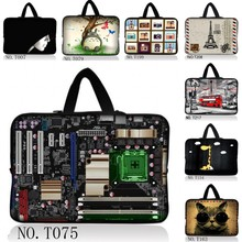 "Many Designs Soft Bag Sleeve Case Cover Pouch For 16"" 17"" 17.3"" 17.4"" Laptop PC"