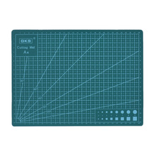 High Quality PVC A4 Cutting Mat Multipurpose Self Healing Builders Double-Sided 22cm * 30cm * 0.3cm Green(China)