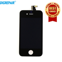 DigRepair LCD For iPhone 4 Display Touch Screen Digitizer Replacement Assembly Parts