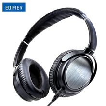 Edifier H850 HiFi Headphone Professional Audiophile Headset Pure Sound 40mm Drivers Bass Headphone Ergonomic Design Game Headset