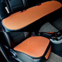 Car seat cushion 3pcs/1set slip-resistant stereo knitted XC60V40S40S60V60S60S80L a4a6es25chair pad Car seat cover(China)