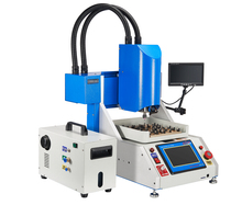 luxury pack LY 1001 automatic iphone ic remove router, chip remove machine, cnc milling machine for iPhone Main Board