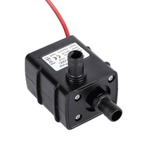 Ultra-quiet DC 12V 3M 240L/H Brushless Submersible Water Pump mini Electric Submersible Waterpump