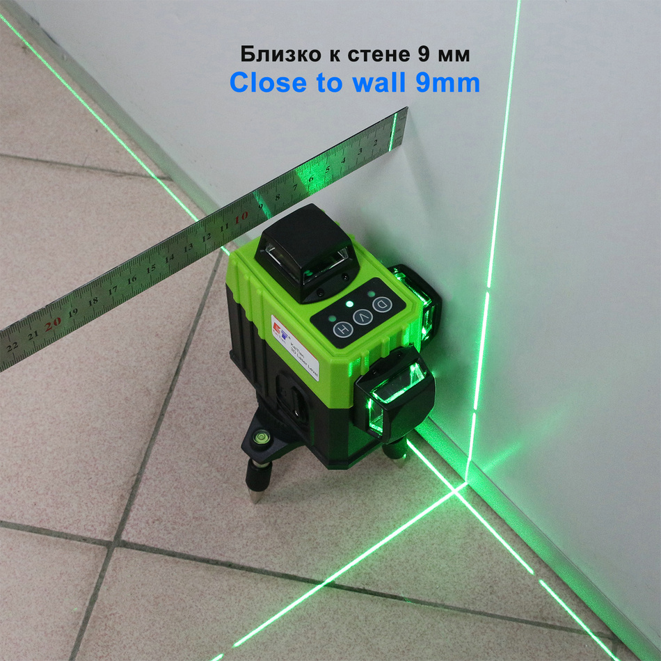 Kaitian Laser Level MG3D5L wall