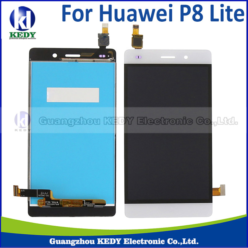 Original quality For Huawei P8 Lite LCD display with Touch Screen Digitizer Assembly<br><br>Aliexpress