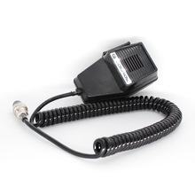 Workman CM4 CB Radio Speaker Mic Microphone 4 Pin for Cobra/Uniden Galaxy Car CB Radio Walkie Talkie Hf Transceiver Accessories(China)