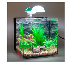 ODYSSEA Clip on PL lighting 55W Aquarium Light Fixture Freshwater Plant 6500K Refugium Sump(China)