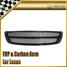 Car-styling For Lexus GS300 S161 Carbon Fiber Front Grille Mesh Grill