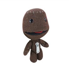 15CM Little Big Planet Plush Toy Sackboy Cuddly Knitted Stuffed Doll Figure Toys Kids Animal Comfort Doll for kids gift(China)