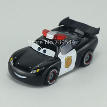 Pixar Cars Police MaiKun No.95 Diecast Metal Toy Car For Children Gift 1:55 Loose Brand New In Stock