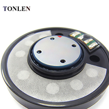 TONLEN 2PCS 50mm 32ohm Headphone Speaker Unit DIY Headphone Earhpone Upgrade Assembly Parts Repair Bluetooth Headset Horn(China)