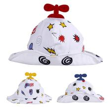 Spring Infant Hat Autumn Caps Kids Baby Printing Soft Visor Bucket Hat Casquette Hat Accessories lowest price