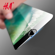 Premium Real Tempered Glass Film For Apple iPhone 4 4S 5 5S 6 6S Plus Screen Protector protective film +Tools