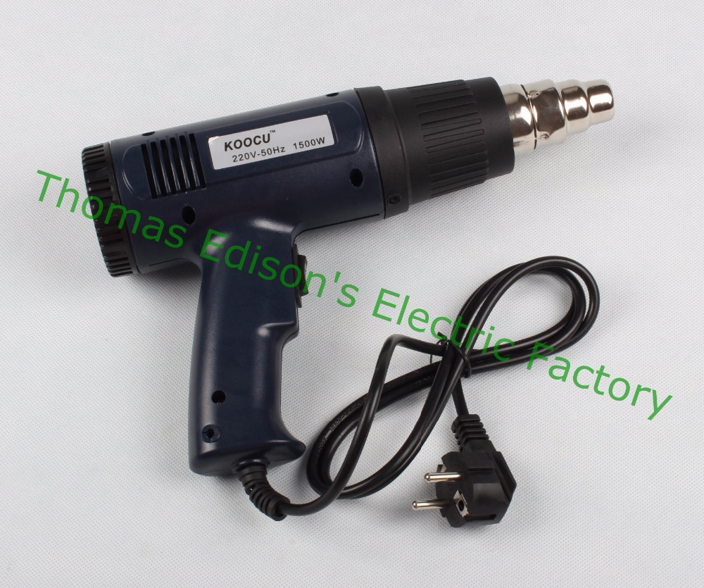 1500W adjustable tempreature hot air gun Carved oil sludge heater oil sludge softening electric engine heat gun<br><br>Aliexpress