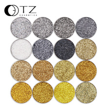 Single Pressed Glitters EyeShadow Glitterinjections EyeShadows Cosmetic Make up Pressed Glitters Diamond Rainbow Eyeshadows(China)