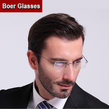 Beta titanium rimless glasses hinge  non-screw  flexible eyeglasses glasses prescription spectacle optical frame 2014