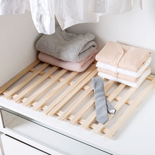 Wooden wardrobe moisture-proof mat clothes clothing moisture-proof mat kitchen cabinet bottom solid wood cabinet mats