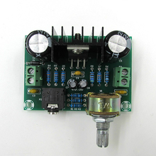 Buy TDA2030A M551 Mono Channel 18W Audio Power Amplifier Board AC/DC 12V for $6.05 in AliExpress store