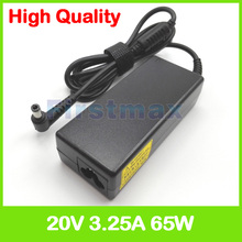 20V 3.25A AC adapter laptop charger for Advent Eclipse E100 E200 E300 ERC430 ERT2250 ET5200 I50IL1 K100 K1301 K1301P K1501(China)