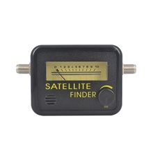 Kebidumei DIgital Stellite TV Receiver Meter FTA LNB DirectTV Signal Detector SATV Satellite Finder Tool for SatLink Sat Dish(China)