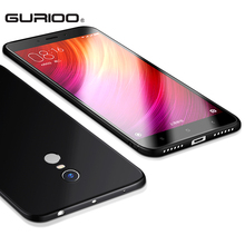 Buy GURIOO Xiaomi Redmi Note 4X Case Soft TPU Slim Silicone Frosted Protective Back Cover Redmi note 4 Pro Global Version for $1.44 in AliExpress store