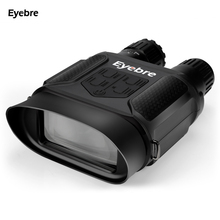 Eyebre 400M 850nm 3W Infrared LED Digital Night Vision Hunting Binocular HD Photo Camera Video Recorder 2 Inches TFT Display(China)