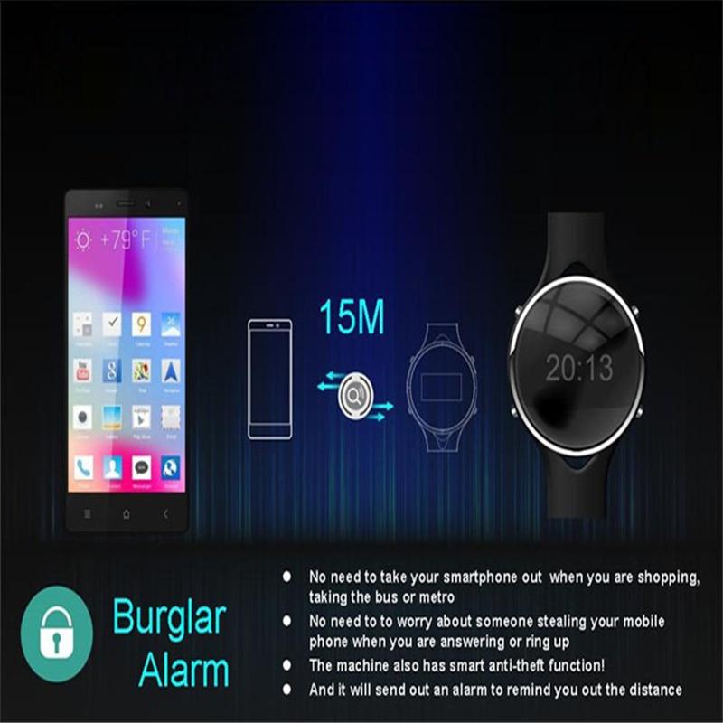 1PC Bluetooth Wrist Smart Watch Phone Mate For 8