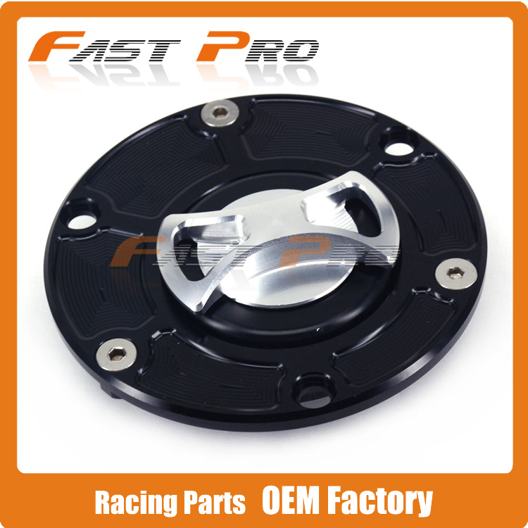 CNC Keyless Gas Fuel Tank Cap Cover For Aprilia Mille RSV1000 98-03 RS125 RS250 Tuono 1000 03-04 Shiver 750 07-13<br>