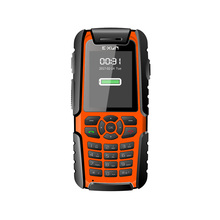 Big Discount!!! IP67 Waterproof Rugged Phone 2 Inch TFT Screen Dual SIM Card Shockproof Phone with SOS Function(China)