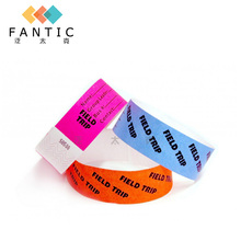 Wholesale cheap custom wristbands for sale,white cheap name bracelets,latest paper printed wristbands