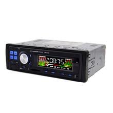 Горячая 1 din12v 60 Вт hp-2128 автомобильный радиоприемник usb secure digital карты памяти fm/aux/удаленной машине mp3-плеер