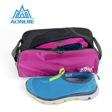 AONIJIE New Sports Bags Nylon Waterproof Bag for Shoes Gym Bag for Women Fitness Foldable Training Bag Multifunction Travel Pack